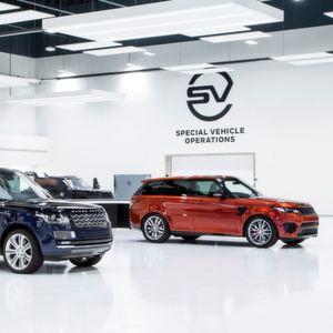 Jaguar Land Rover SVO: Hauptsache besonders