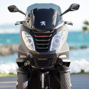 Peugeot Metropolis 400 RX-R: Dreirad-Franzose macht dem Rivalen Dampf