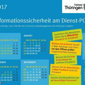 Thüringer CIO Dr. Hartmut Schubert sensibilisiert Landesverwaltung