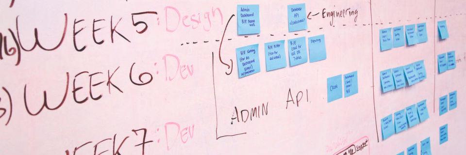 Im Rahmen des Software-Projektmanagements wird die Anwendungentwicklung in all ihren Phasen gelenkt.