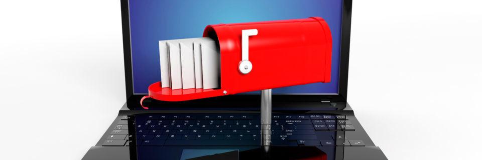Der Papierbrief ist bald passé, so will es der Gesetzgeber. Nun sind technische Lösungen gefragt.
