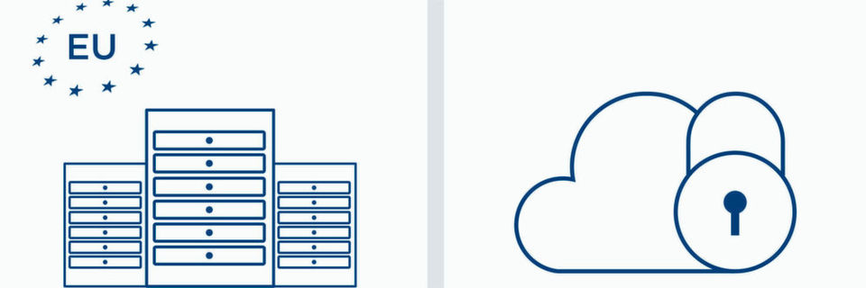 Zentrale Auswahlkriterien für den passenden Cloud-Provider sind: EU-Rechenzentren, Unabhängigkeit, native Lösungen und zertifizierte Sicherheit.
