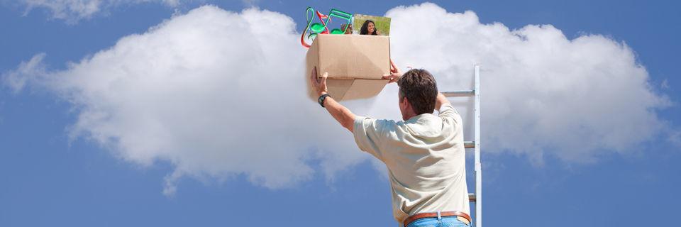 Interne Bordmittel von Cloud-Services reichen oft nicht aus, um dort gespeicherte Daten auch in das firmeninterne Backup einbeziehen zu können.