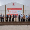Ground Breaking for Refrigerant Production Facility