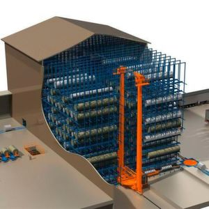 Storo Enso to Built Automated Roll Warehouse