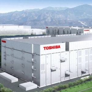 Toshiba errichtet neues Fab und Memory R&D Center