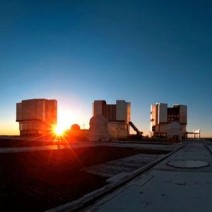 Siemens liefert Netzstationen für Hochleistungsteleskop