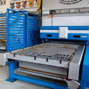 Flachbett-Plasmaschneidemaschine für das Kunsthandwerk