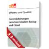 Datensicherungen zwischen lokalem Backup und Cloud