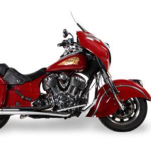 Kraftstoffleck: Rückruf für Indian-Motorräder