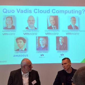 VMware-Studie: Fachabteilungen treiben die IT vor sich her