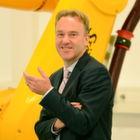 Gerald Vogt verantwortet weltweites Robotergeschäft