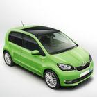 Škoda frischt den Citigo auf