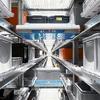 Autonome Roboter verbinden Lager und Produktion