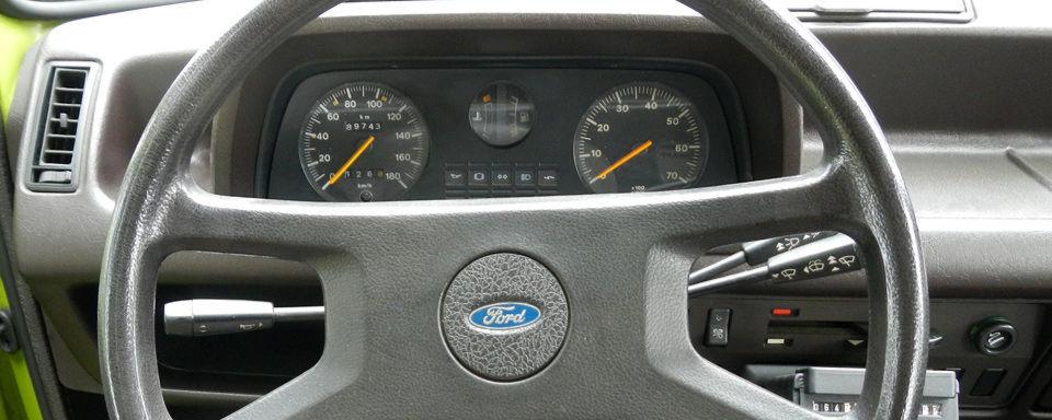 """Für Ford stellte sich der Kleinwagen """"Fiesta"""" als großer Wurf heraus. Auch 40 Jahre später macht der kleine Kölner noch Spaß."""