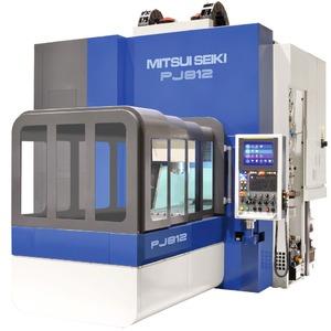 Three-Axis CNC precision centre for high-precision contour machining