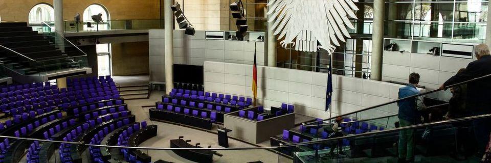 2017 ist Bundestagswahl