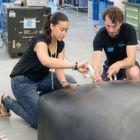 Team der TU München siegt im Hyperloop-Finale