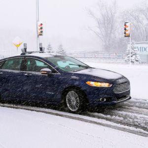 Ford steckt eine Milliarde in Start-up für selbstfahrende Autos