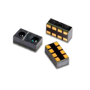 Ein optischer CMOS-Sensor für Industrie-Anwendungen: Er erkennt Kanten und die Anwesenheit von Objekten selbst bei reflektierenden Medien.