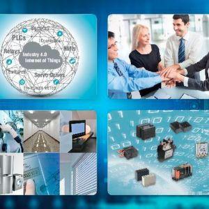 Relais, Schalter, Steckverbinder und Sensoren: Panasonic entwickelt hochwertige elektronische und elektromechanische Bauelemente für zahlreiche Einsatzfelder.