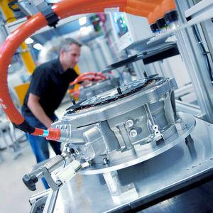 Maschinenbau-Produktion in Deutschland stagniert