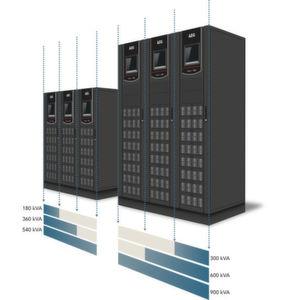Modulare 3-phasige USV-Anlage von AEG