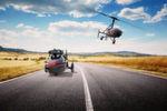 Fahren oder fliegen: Mit dem PAL-V Liberty Pioneer soll ab 2018 beides möglich sein.