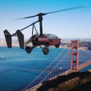 Das niederländische Unternehmen PAL-V will den Mobilitätssektor mit seinem fliegenden Auto revolutionieren.