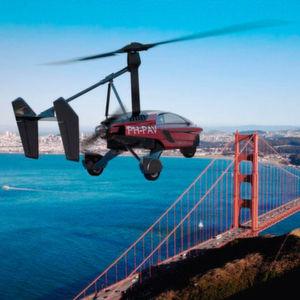 Erstes fliegendes Auto soll 2018 kommen