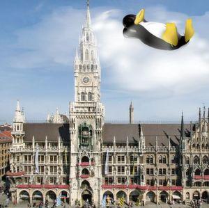 Ob der Pinguin in München bleiben darf, ist ungewiss