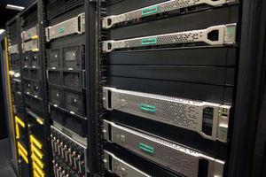 Server-Hardware von HPE