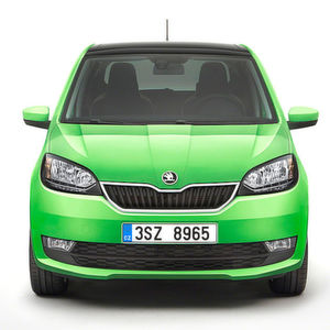Skoda zeigt Citigo-Facelift in Genf