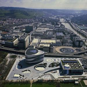 Daimler macht auch Untertürkheim zum Elektro-Standort