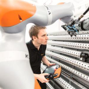 Virenschutz für Produktionsroboter muss sein!