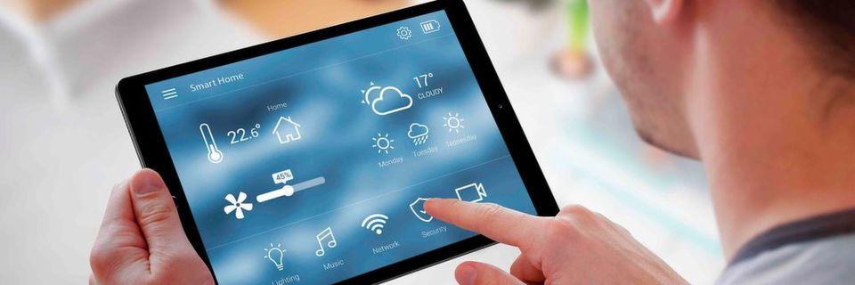 Wie wollen wir in Zukunft leben? Die Digitalisierung hat die Wohnzimmer erreicht