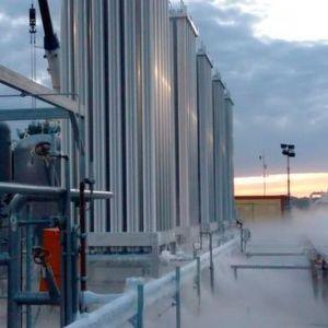 Air Liquide betreibt erste Speicheranlage für reines Helium