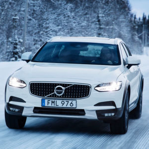Volvo V90 Cross Country: Luxus fürs Grobe