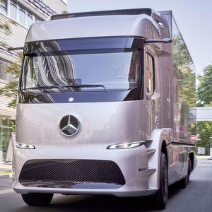 Mercedes Urban E-Truck geht in Serie