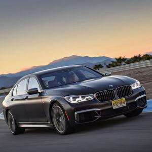Gefahren: BMW M760Li