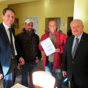 Kfz-Gewerbe Hessen: Hilfe für in Not geratene Menschen