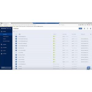 Acronis Backup 12 unterstützt Microsoft Office 365