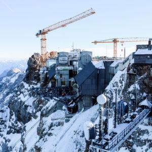 Maßgeschneiderte Kupplungen für die neue Seilbahn Zugspitze