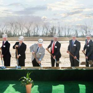Monsanto beginnt mit dem Bau eines 975-Millionen-Dollar Projekts in Louisiana.