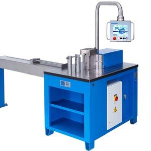 Horizontale CNC-Biegemaschine bietet umfangreiche Softwarehilfe