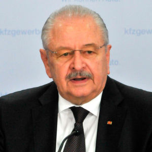 Karpinski kandidiert für eine zweite Amtszeit