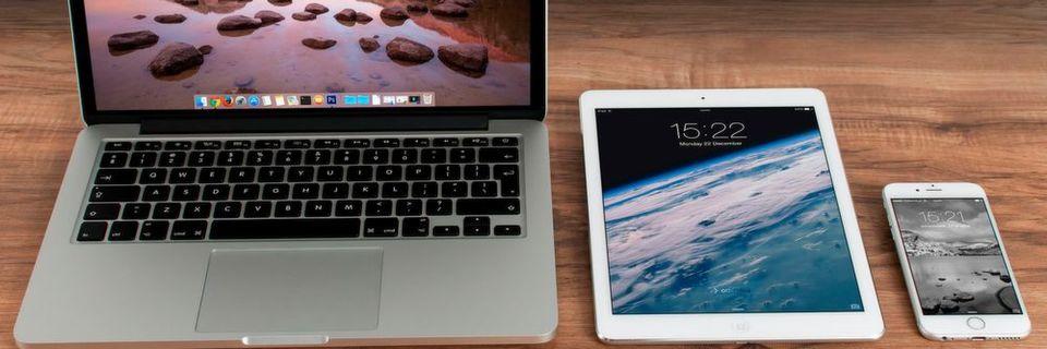 Auch Mobile Computing gehört nach wie vor zu den wichtigsten Themen.