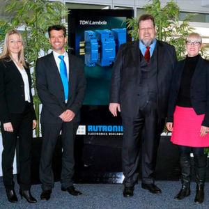 TDK-Lambda Germany und Rutronik schließen Distributionsvertrag