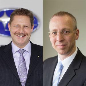 Subaru Deutschland tauscht Geschäftsführung aus