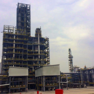 Unipol Polypropylene Process unit in Pengzhou, Sichuan, China
